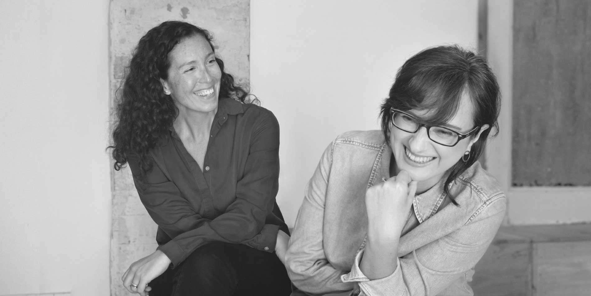 Nagore García de Vicuña + Nora Garay